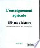 L enseignement agricole