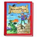 Ritter und Drachen Kindergartenfreundebuch