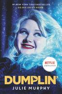 Dumplin Movie Tie In Edition