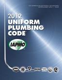 2012 Uniform Plumbing Code