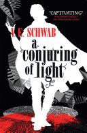A Conjuring Of Light : breaking point. once brimming with...