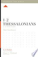1 2 Thessalonians