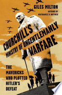 Book Churchill s Ministry of Ungentlemanly Warfare
