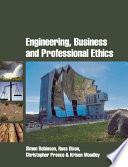 Engineering  Business   Professional Ethics