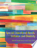 Ebook Special Educational Needs Inclusion And Diversity