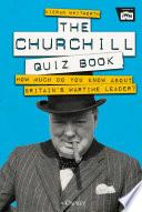 Book The Churchill Quiz Book