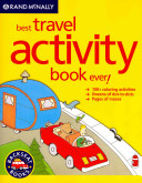 Rand McNally Best Travel Activity Book Ever