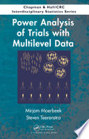 Power Analysis of Trials with Multilevel Data