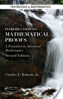 Introduction to Mathematical Proofs  Second Edition