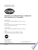 Global Discrete Artificial Boundary Conditions For Timedependent Wave Propagation book