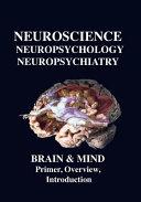 Neuroscience Neuropsychology Neuropsychiatry Brain Mind