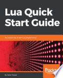 Lua Quick Start Guide