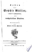 Leben der Sophie Můller