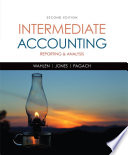 Intermediate Accounting  Reporting and Analysis