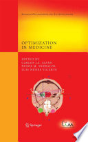 Optimization In Medicine book