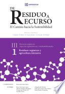 Residuos orgánicos y agricultura intensiva III.1