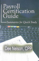 Payroll Certification Guide