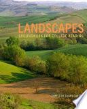 Landscapes  Groundwork for College Reading