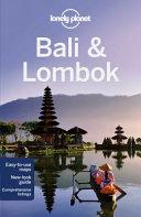 Lonely Planet Bali & Lombok