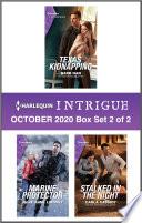 Harlequin Intrigue October 2020 Box Set 2 Of 2