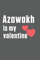 Azawakh Is My Valentine
