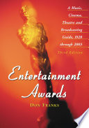 Entertainment Awards