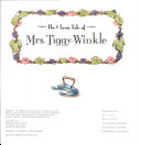 The classic tale of Mrs  Tiggy Winkle