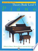 Alfred s Basic Piano Library   Theory Book 5