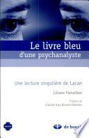 Le livre bleu d une psychanalyste