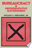 Ebook Bureaucracy and Representative Government Epub William A. Niskanen Apps Read Mobile