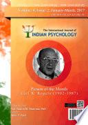 The International Journal of Indian Psychology, Volume 4, Issue 2, No. 95 Pdf/ePub eBook