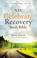 Celebrate Recovery Study Bible NIV