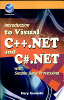Introduction To Visual C Net And C Net With Simple Data Processing