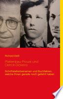 Plattenbau-Proust und Detroit-Dickens