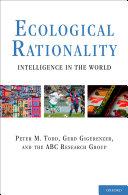 download ebook ecological rationality pdf epub