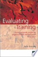 Evaluating Training