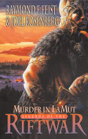 Murder in Lamut  Legends of the Riftwar  Book 2