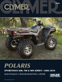 Polaris Sportsman 600 700 800