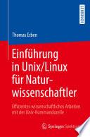 Einf  hrung in Unix Linux f  r Naturwissenschaftler
