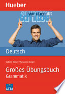 Grosses   bungsbuch Deutsch