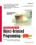 Principles of Object Oriented Programming in Java 1 1