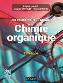 Les cours de Paul Arnaud   Cours de Chimie organique   19e   dition