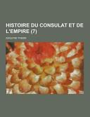 Histoire Du Consulat Et de L Empire