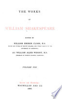 The Works of William Shakespeare  Hamlet  King Lear  Othello