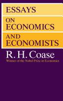 download ebook essays on economics and economists pdf epub