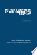 British Scientists of the Nineteenth Century