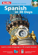 Spanish in 30 Days