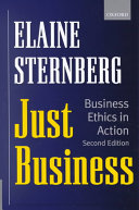 Just Business book