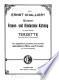 Ernst Challier's grosser frauen- und kinderchor-katalog, mit einem anhange