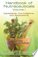 Handbook of Nutraceuticals Volume I